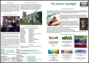Sutton Spotlight - September 2019 (PDF)
