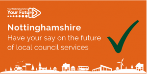 Nottinghamshire County Council Your Future Logo